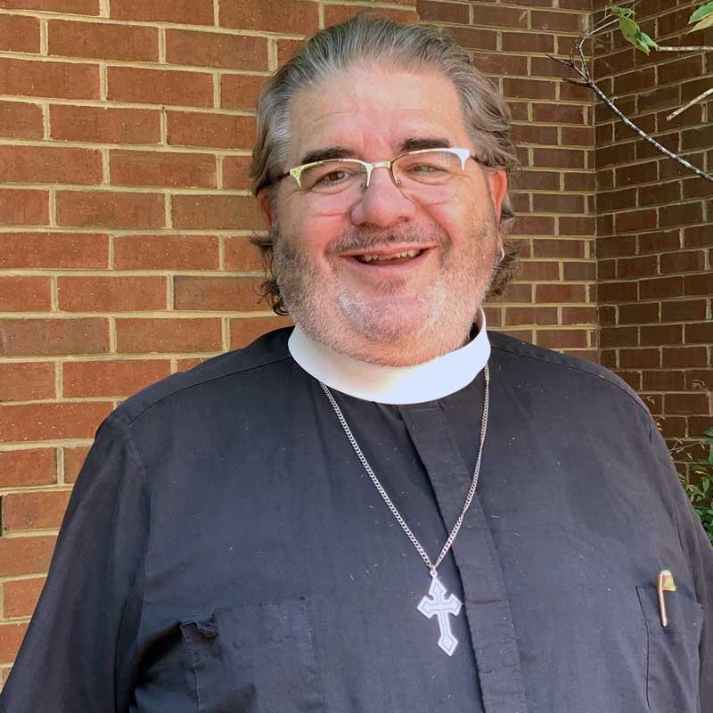 The Rev. Warren Hicks